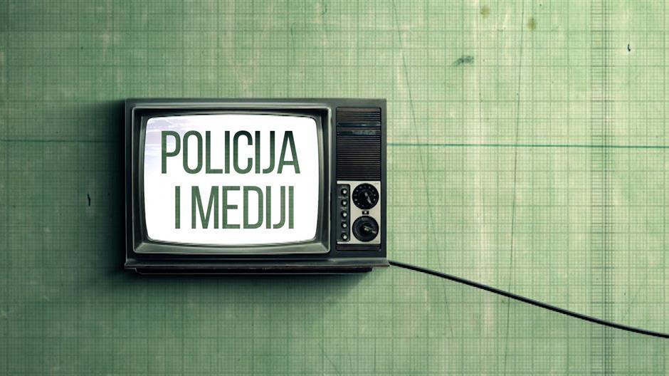 Komunikacija između medija i policije najlošija u Srbiji